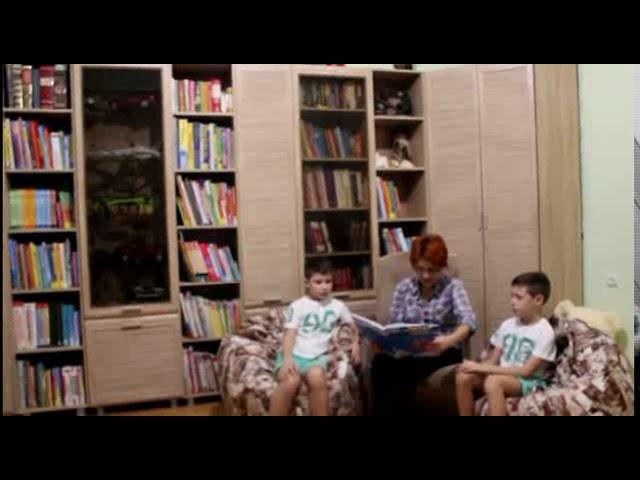 Изображение предпросмотра прочтения – Влад и АнтонСеменов читает произведение «Фантазёры» Н.Н.Носова