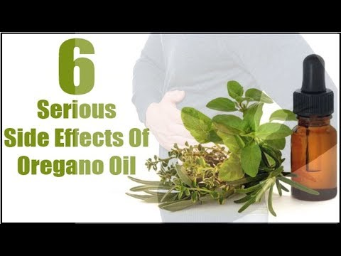 6 Must Know Serious Side Effects Of Oregano Oil