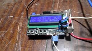 видео Как определить мощность и ток электродвигателя, методика определения тока электродвигателя
