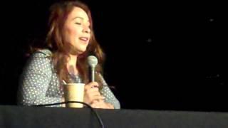 CARLA MORRISON Conferencia de prensa 3 de 5