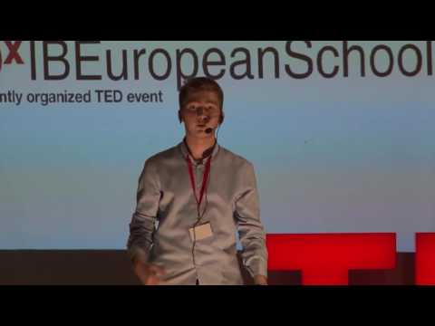 Communicating with aliens | Giga Apkhaidze | TEDxIBEuropeanSchool