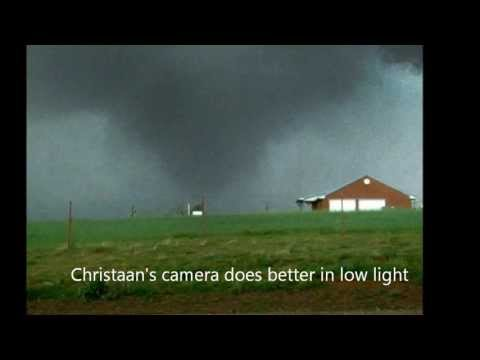 April 17th, 2013 Tornado Near Lawton, Oklahoma