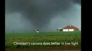 April 17th, 2013 Tornado Near Lawton, Oklahoma