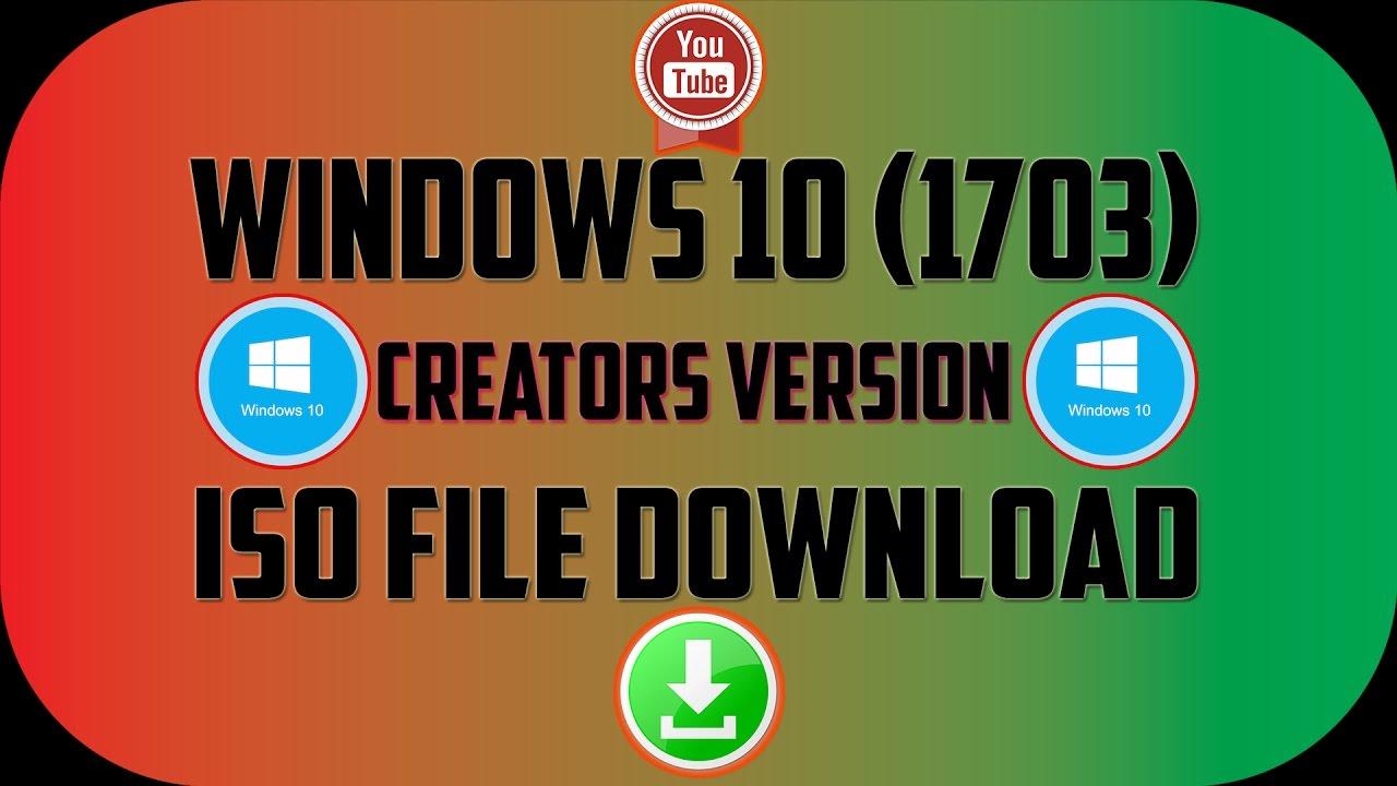 Windows 10 Iso Upgrade
