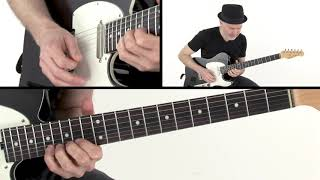 Blues Arpeggios Guitar Lesson - Level 3: Performance - Jeff McErlain