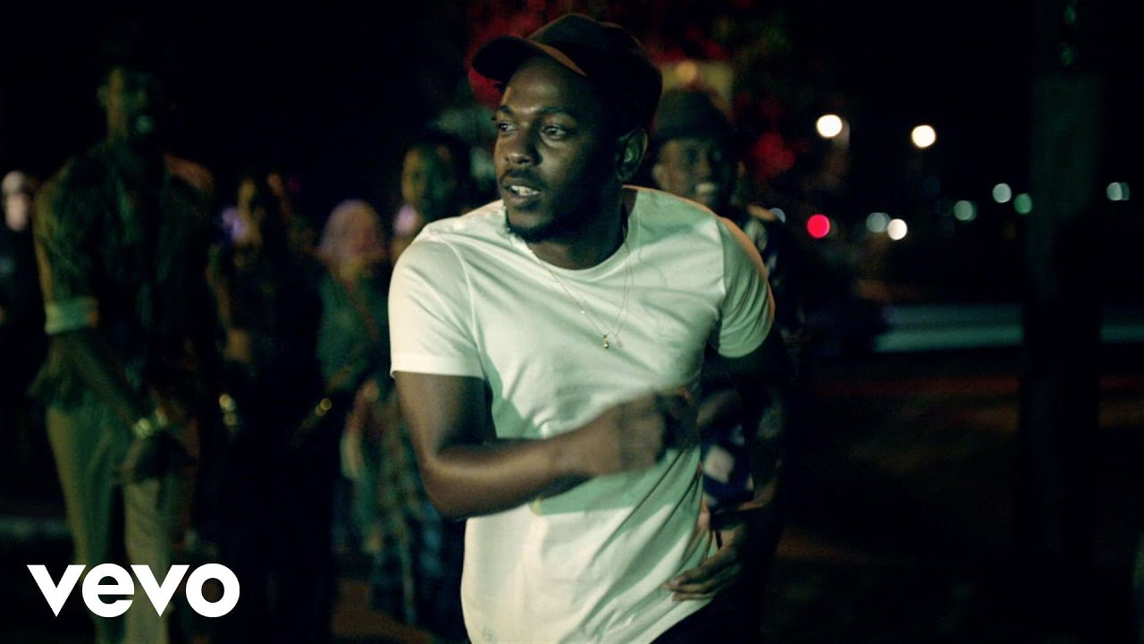 kendrick lamar i official video youtube