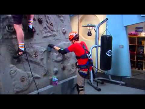 TBBT-Sheldon's fear of heights