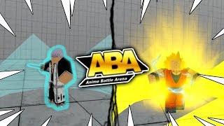 GIN UND SSJ3 GOKU RANKED UND SHOWCASE!!   Roblox: Anime Battle Arena
