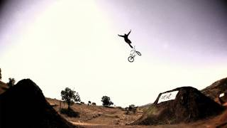 Dane Searls jumps the world's biggest BMX dirt jumps: Giants Of Dirt Part 3