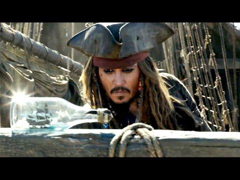Пираты Карибского моря 5 — Финальный Русский Трейлер (Дубляж, 2017)