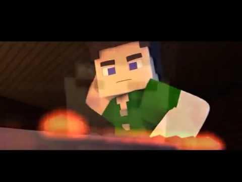 Minecraft Animation Of Ed Sheeran Shape Of You (Mi
