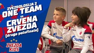 ZVEZDOLOGIJA 2 - One team vs. Crvena zvezda (drugo polufinale)