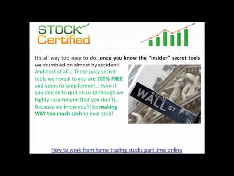 Make Money Online With FOREX Trading Work At Home Jobs