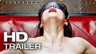 FIFTY SHADES OF GREY Trailer Deutsch German   2015 Film [HD]