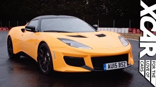 Lotus Evora 400: Time To Re-Think That Porsche? - XCAR