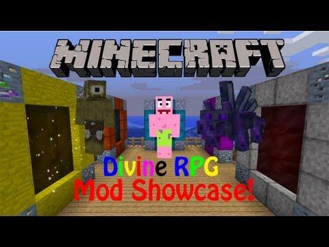 Скачать мод Divinerpg для Minecraft 1.4.7