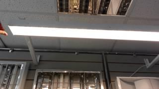 Светодиодный светильник