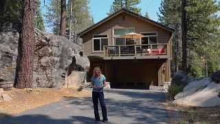 12345 Bernese Lane  |  Truckee, CA 96161  |  Gorgeous Mountain Home!