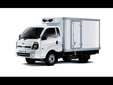 Kia Bongo аналог Hyundai Porter - YouTube