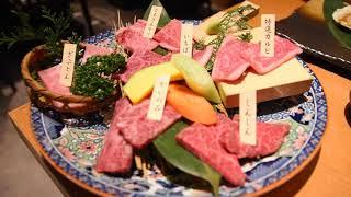 日本東京-銀座炎藏和牛烤肉Ginza Enzo in Ginza - Deluxe ...