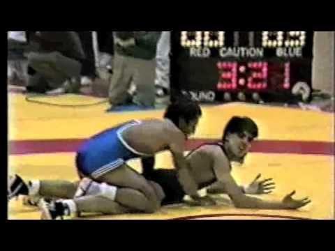 1989 Ontario Espoir Championships: 48 kg Final Gerg Dhort vs. Altaf Stationwala