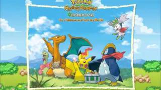 Pokemon- Mystery Dungeon Explorers of Sky- Through The Sea Of Time- Music