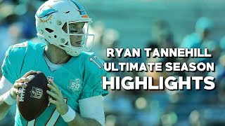 Miami Dolphins | Ryan Tannehill | Ultimate 2016-17 Season Highlights