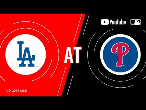 Download Dodgers at Phillies | MLB Game of the Week Live on YouTube
