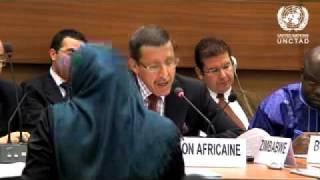Mr. Omar Hilale, Ambassador of the Kingdom of Morocco to the 2017 Video
