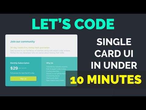 Build A Single Price Grid Component In Less Than 10 Minutes | Let's Code | React.JS
