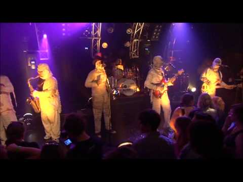 Here Come the Mummies - Leaving it up to you