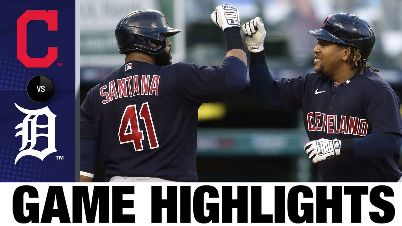José Ramírez hits two home runs in Indians' 10-3 win | Indians-Tigers Game Highlights 9/17/20