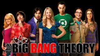 The Big Bang Theory Techno Remix (  Its All start with the Big Bang )