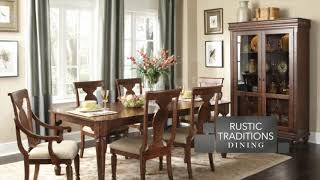 Rustic Traditions from Liberty