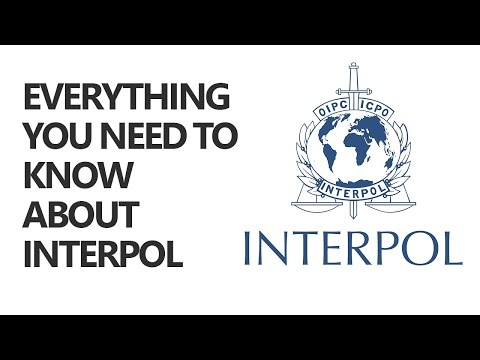 (Hindi) Interpol (इंटरपोल): Functions, Objective, Interpol Notices, and more [UPSC/IAS, State PSC]