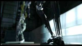 VFX Breakdowns - Digital Domain - Adidas Mechanical Legs