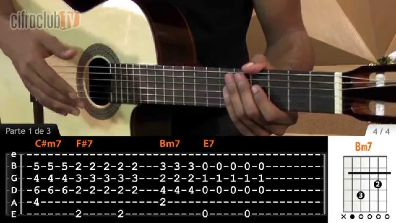 Você é Linda - Caetano Veloso (aula de violão completa)