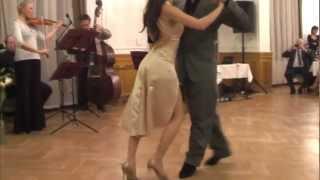 La Cumparsita - Alejandro Beron, Verónica Vázquez - Tango Harmony