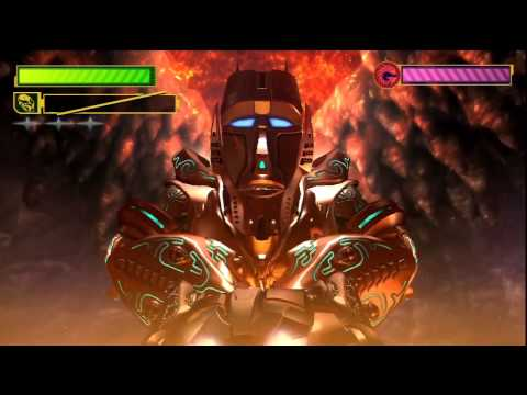 The Wonderful 101 - Operation 005-C: Wallgah-Goojin Boss Battle