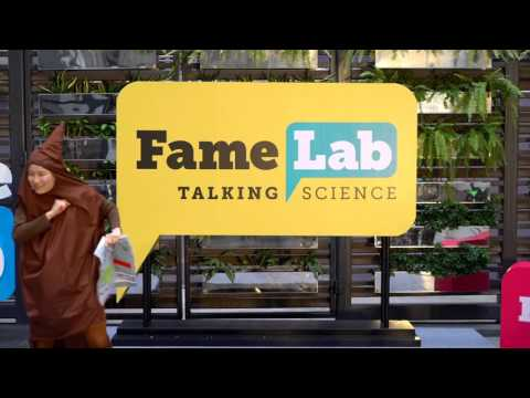 FameLab HK 2017 Grand Final Winner: Colon Cancer: Why Your Poo Matters by Nicole Tanner