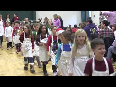 Kittredge School - Gingerbread Show - December 13th, 2019