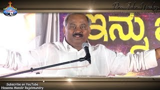 Gambar cover 22.10.2018 Gangavathi, Karnataka- Pas.John Wesley Message Thy Word Ministries Zion Festivals Day1