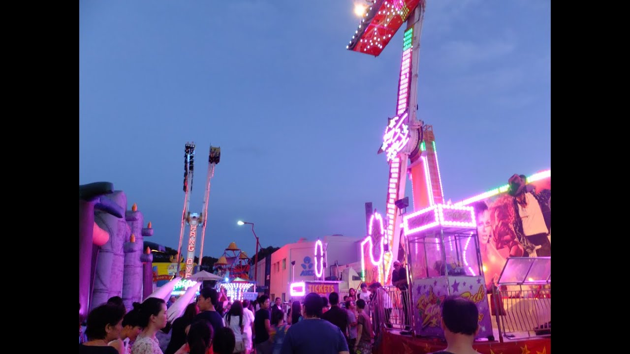 Springvale Lunar Festival 2015 Rides - YouTube on noble park, box hill, caroline springs, glen waverley,