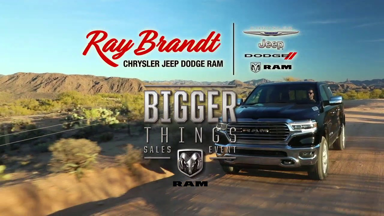 Ray Brandt Dodge >> Ray Brandt Dodge Operation Thank You