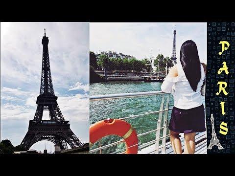 Paris -Europe Trip 2017 | Treasures Of Europe - Star Tours |Travel Vlogs