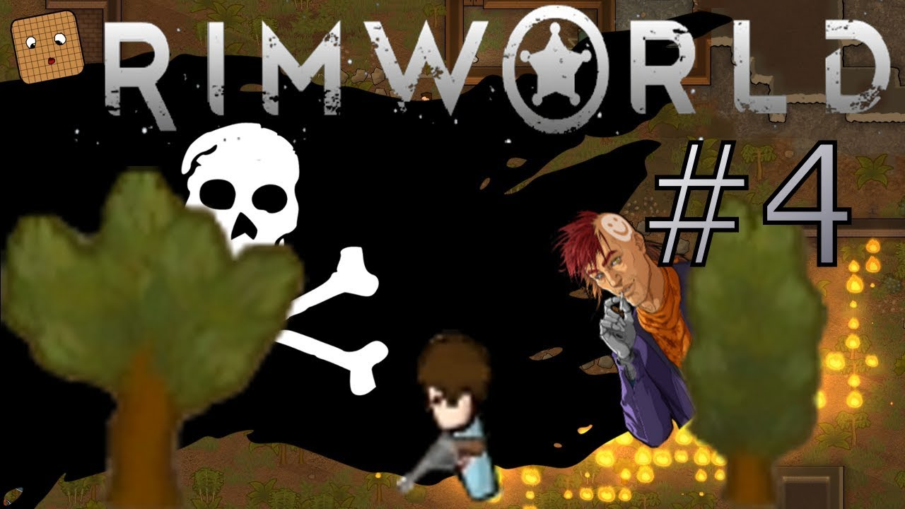 AMBUSH! - RimWorld 1 0 Raider Playthrough - Part 4