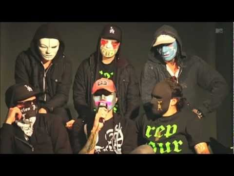 Hollywood Undead: Interview with MTV Buzzworthy Blog