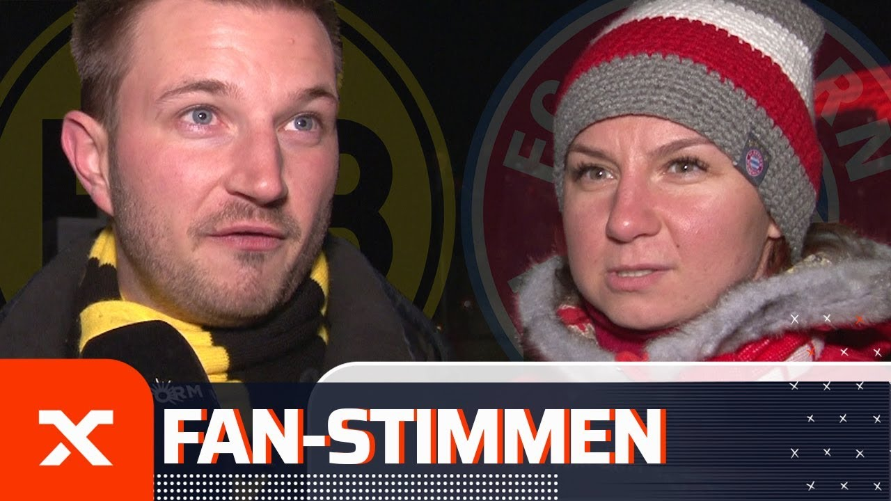Das sagen die Fans nach der 4:0-Gala des FC Bayern München gegen Borussia Dortmund | SPOX