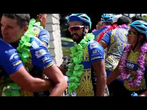 The USO Bike Ride 2016 Auckland