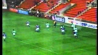 日本vsナイジェリア 2001.10.7 サザンプトン